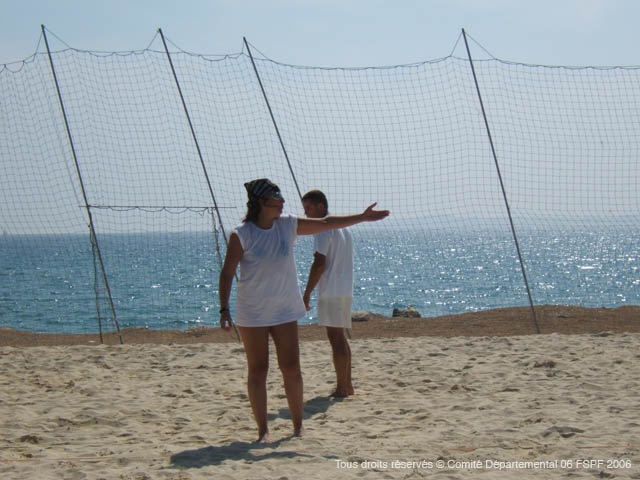 Régional Beach Volley 2006
