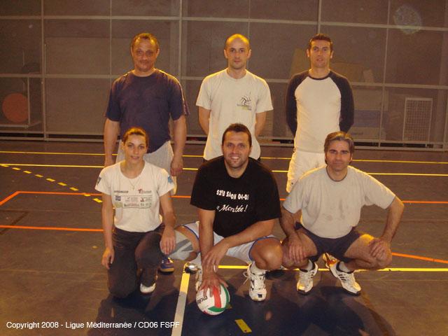 Régional Volley Ball 2008