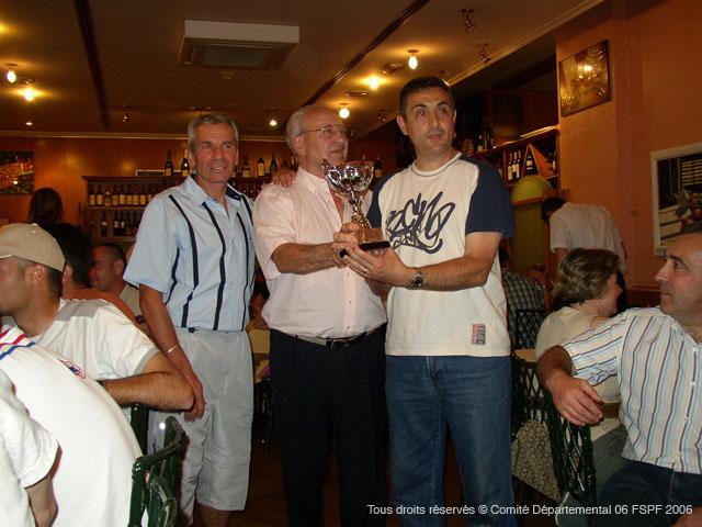 Rencontre Barcelone 2006