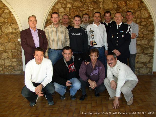 Stage Arbitres 2006