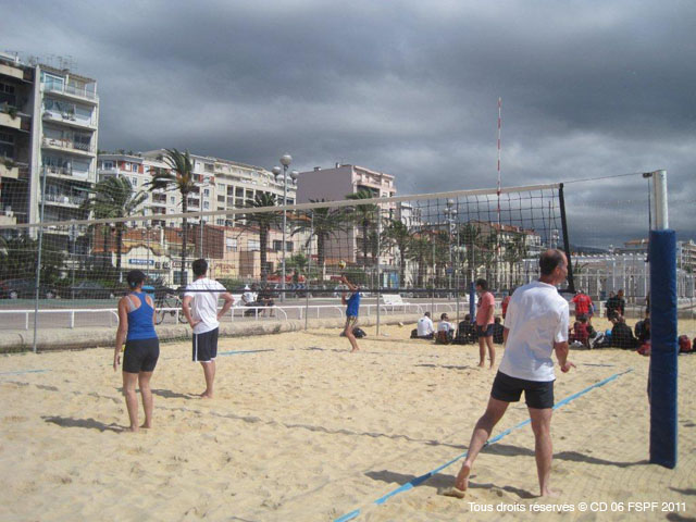 Régional Beach Volley 2011