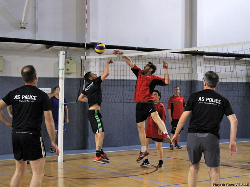 Championnat Volley Ball 2019